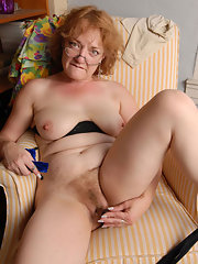 grannies in panties Mature black