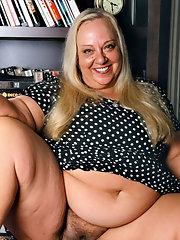 Free fat blond porn